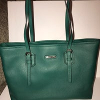 Green Dana Buchman Handbag