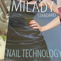 Milady Standard Nail Technology Book