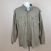 Rugged Earth Mens Fishing Hiking Shirt