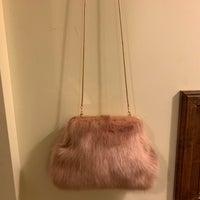 Mms Design Studio 14 Free Shipping Pink Fur Bag