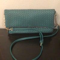 Deux Lux Foldover Crossbody Bag