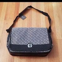 Nwt Guess Diaper Bag