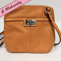 B Makowsky Crossbody Bag