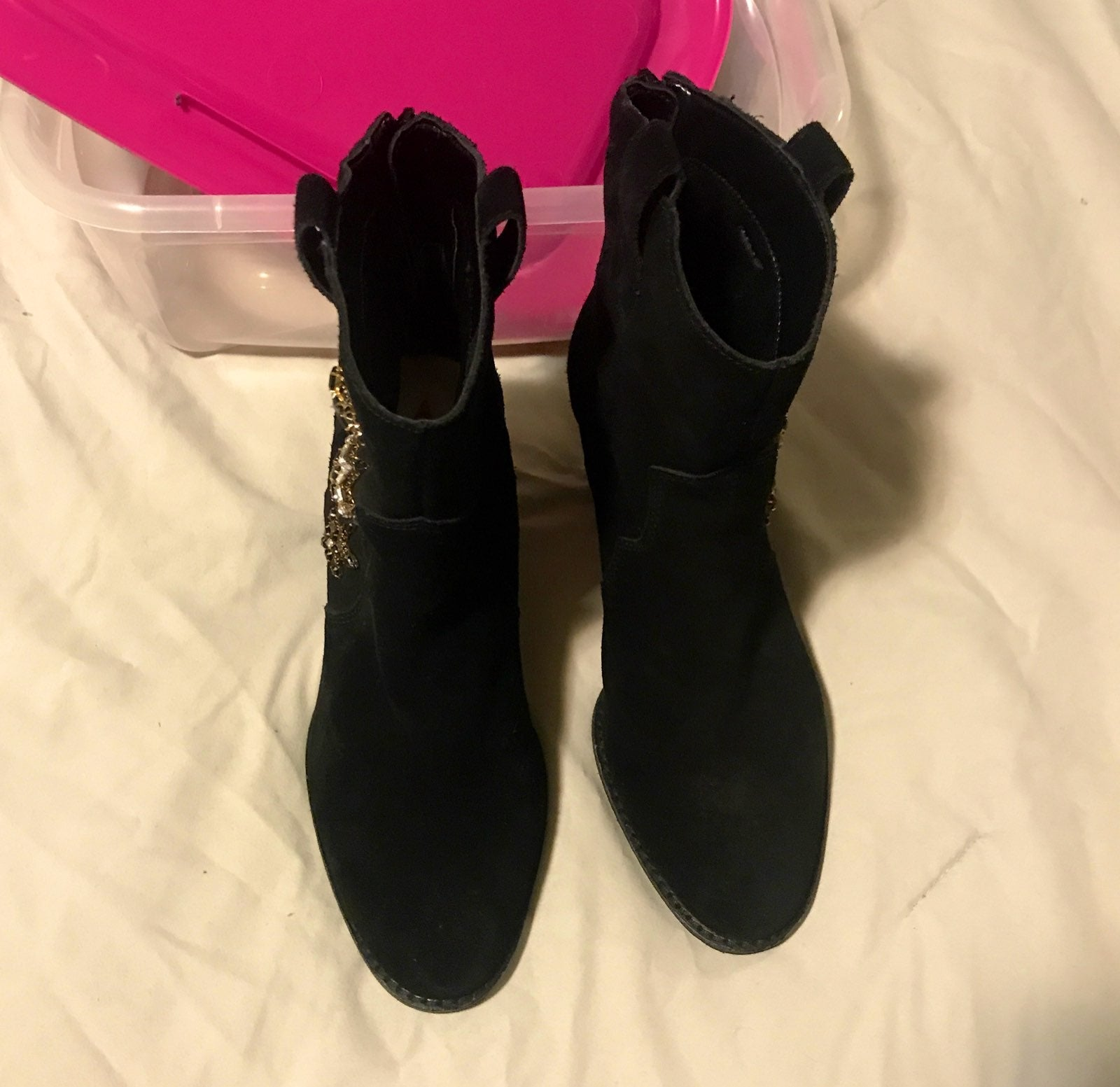Anna Sui Inc Boots 6.5